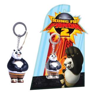 功夫熊猫钥匙链